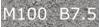 Товарный бетон М100 В7,5