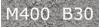 Товарный бетон М400 В30