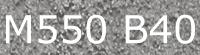 Тяжелый бетон М550 В40 в Москве
